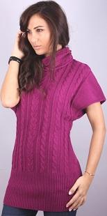 Woman Sweater model 1307016D3100