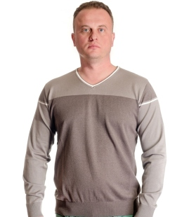 Men's sweater model 1414392V3730