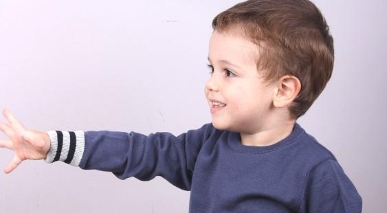 Детски пуловер модел 1312012C3730