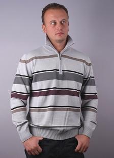 Man Sweater troer  whit stripe model 1112398T7160