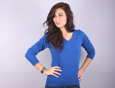 Woman Sweater model 1312267V3100